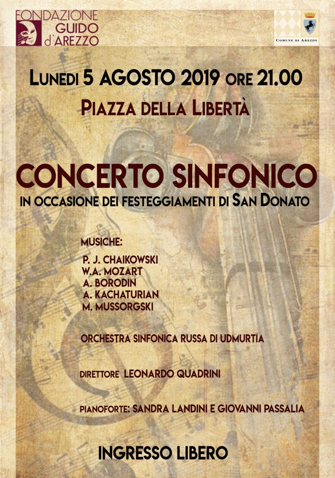 Concerto Sinfonico San Donato