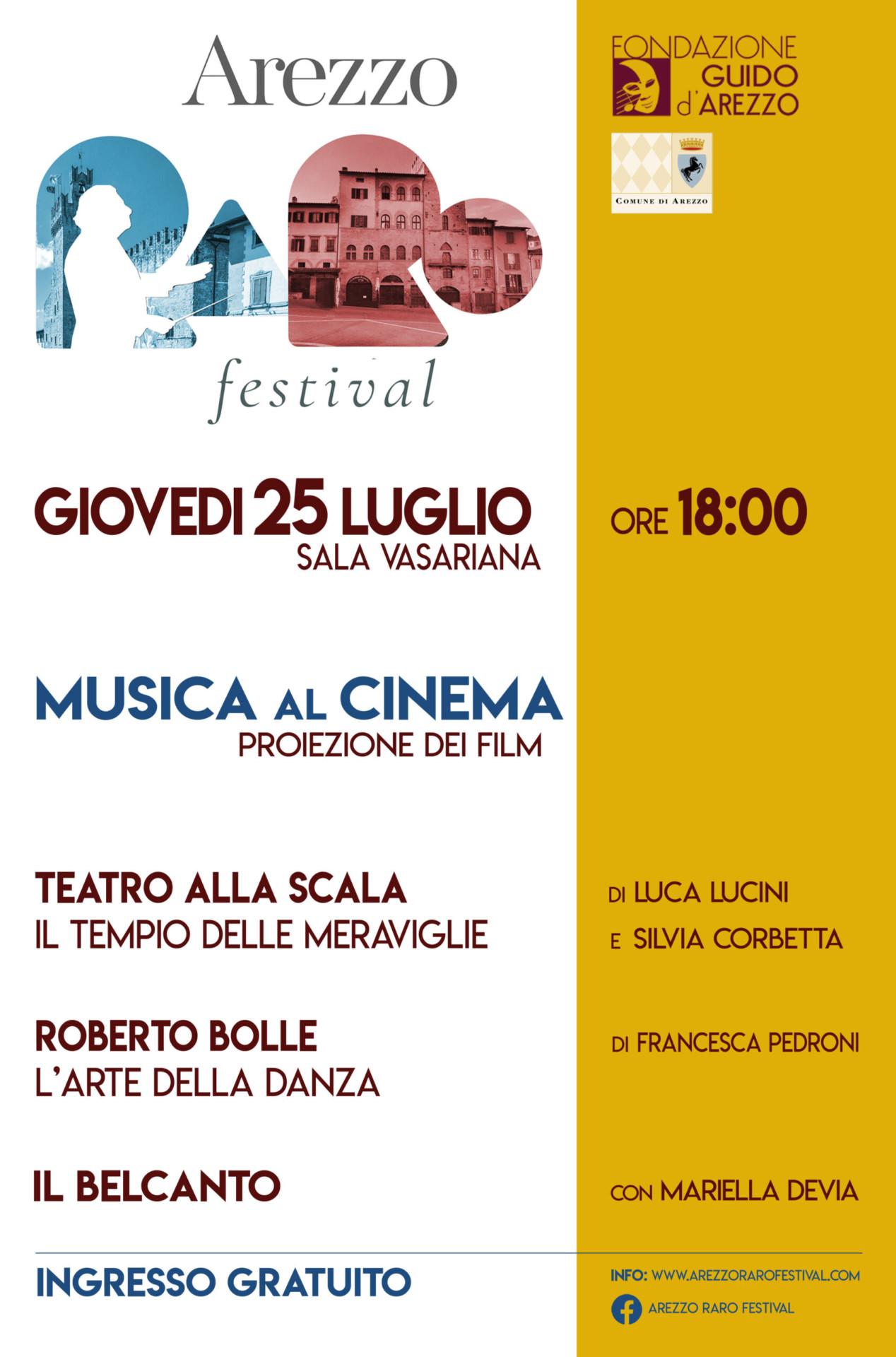Musica al Cinema