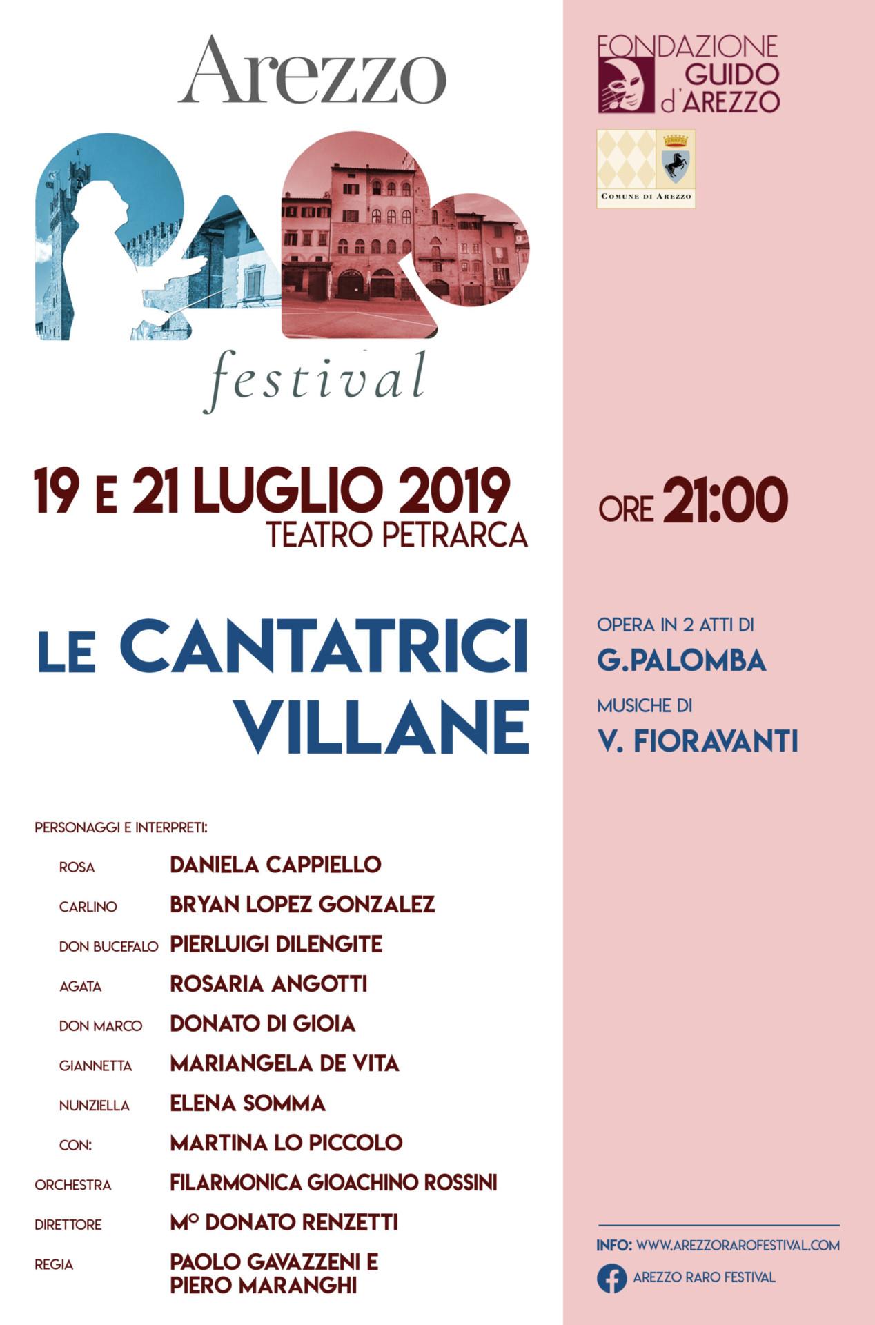 Le Cantatrici Villane