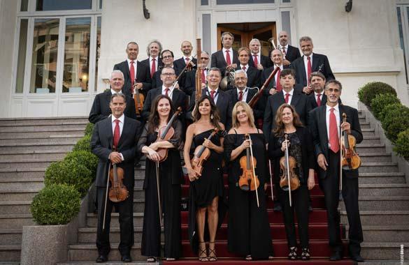 L'Orchestra Sinfonica di Sanremo