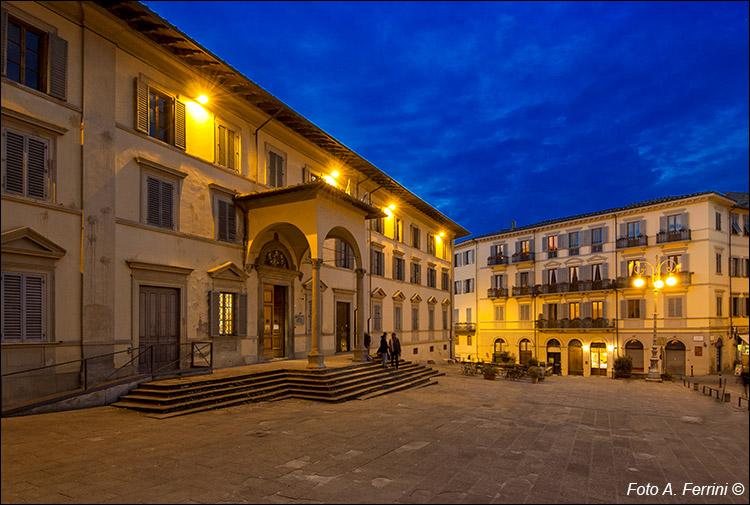 Piazza della Badia